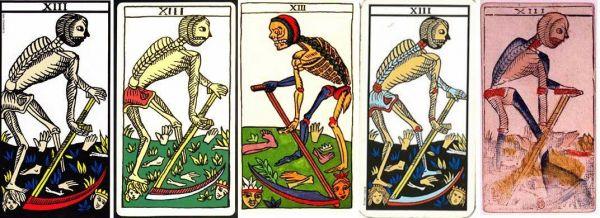 carta de la muerte tarot amor