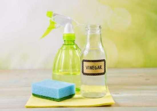 desinfectantes naturales con vinagre