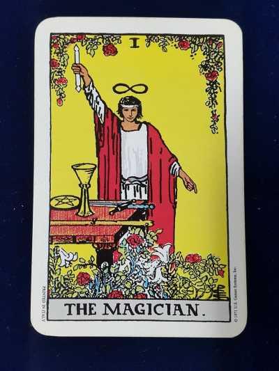mago significado en la tirada
