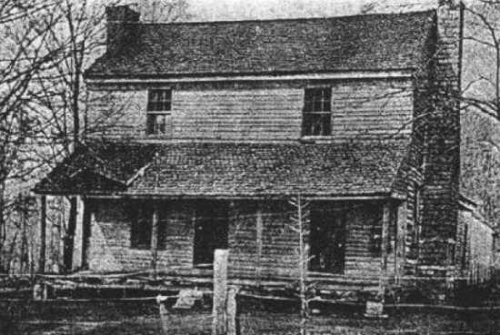 Leyenda de la granja Bell
