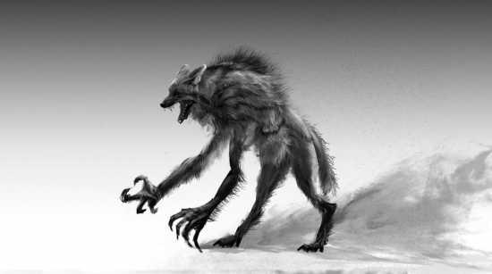 criaturas rancho skinwalker