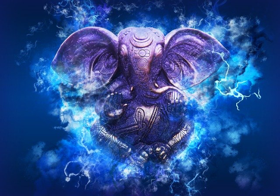 mandalas de elefantes ganesh