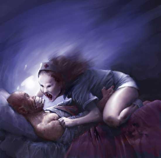 paralisis del sueño sucubo