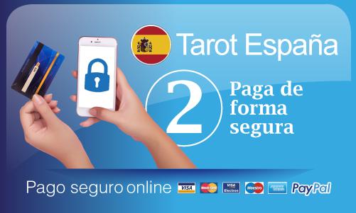 Tarot por Paypal pago seguro