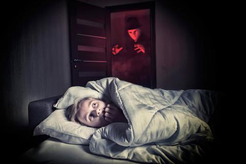 pesadillas miedo