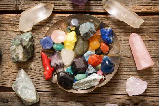 piedras energías signos