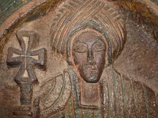 relieve del rey de lalibela