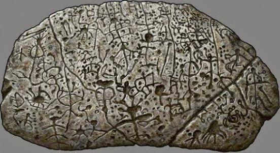 piedra de Judaculla, leyendas