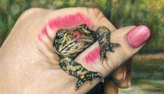 sueño con sapos y ranas