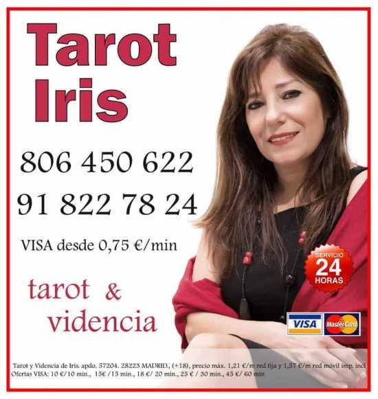Tarot bueno y barato - Tarot Iris