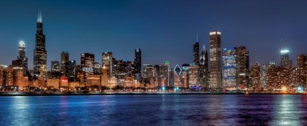 Videntes en Chicago, Estados Unidos