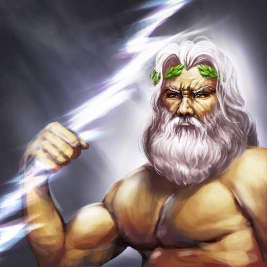 Zeus dios